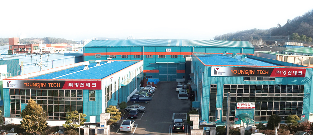 Young Jin Tech Co., Ltd. view